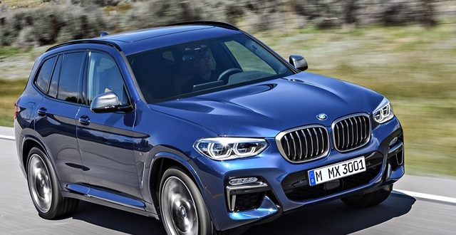 bmw x3 2018 confort y deportividad 2 0 l 252 bhp 809 900 y 3 0 l 360 bhp 1 049 900. Black Bedroom Furniture Sets. Home Design Ideas