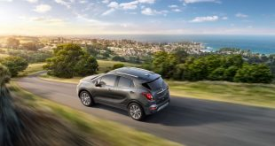 Buick Encore lateral