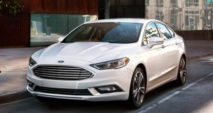 Ford Fusion 2017 frente lateral s