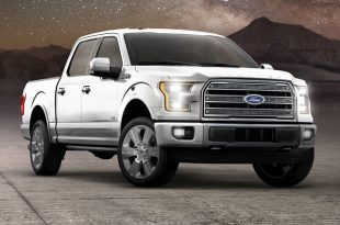 Ford Lobo Premium Limited 2016 frente lateral
