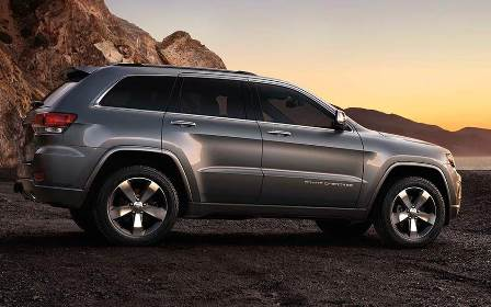 Jeep Grand Cherokee 2015 lateral