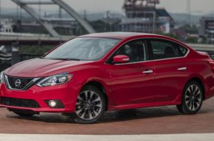 At the heart of the 2017 Nissan Sentra SR Turbo is its new 1.6-liter Direct Injection Gasoline (DIG™) turbocharged engine rated at 188 horsepower at 5,600 RPM and 177 lb-ft of torque at 1,600 - 5,200 RPM – 64 more horsepower and 52 more lb-ft of torque (41% more) than the non-turbo 2017 Sentra SR grade's 1.8-liter powerplant.