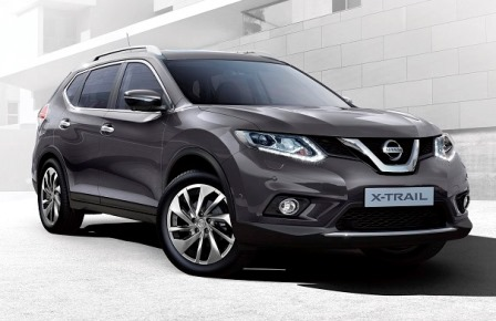 nissan xtrail 2015 desde 321 300 hasta 412 400. Black Bedroom Furniture Sets. Home Design Ideas