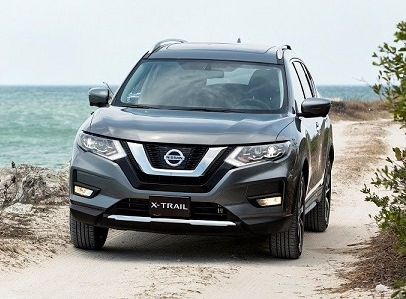 nissan xtrail 2018 ofrece algunos cambios en 2 5 l 169. Black Bedroom Furniture Sets. Home Design Ideas