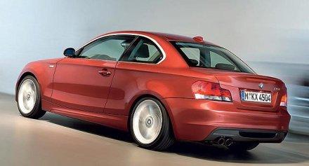 BMW Serie Uno Coupé