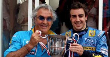 Fernando con Renault otra vez