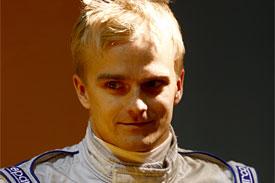 Kovalainen a McLaren