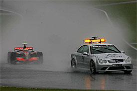 Lewis Hamilton en GP Japón