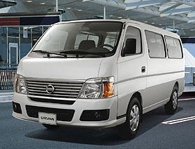 Nissan Urvan diesel
