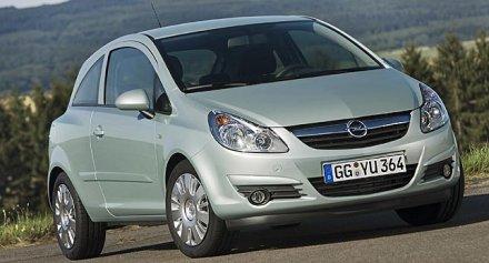Opel Corsa Híbrido