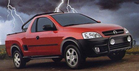 El Chevrolet Tornado, también a revisión mecánica de la suspensión.