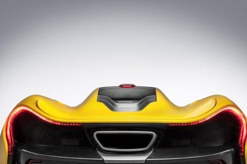El fabricante de vehículos superdeportivos podría cambiar de dueño. (Fotos cortesía McLaren/Apple)