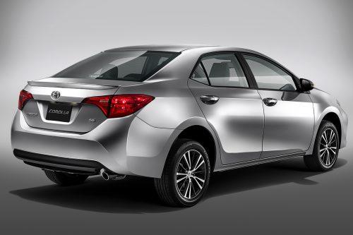 Corolla es la manzana de la discorida (Cortesía Toyota).