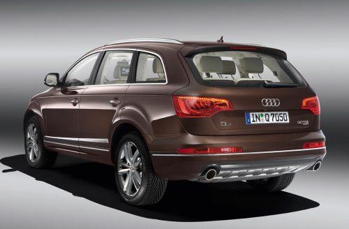 Audi Q7, la lujosa SUV alemana no pudo esquivar los problemas.