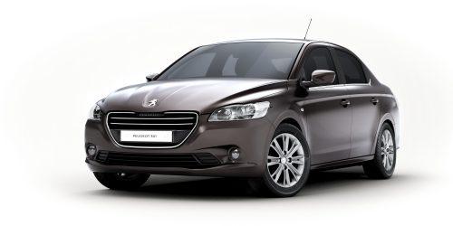 Así luce el 301 modelo 2017 con nueva transmisión (Fotos: Cortesía Peugeot).