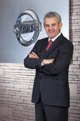 Herman Morfin, director de Comunicación Corporativa Nissan e Infiniti México.