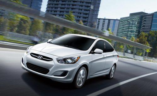 Accent, sedán compacto que podría llegar el próximo año (Fotos: cortesía Hyundai USA)