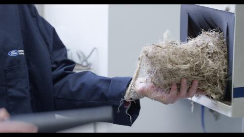 La fibra de agave sería la materia prima de algunos accesorios Ford.