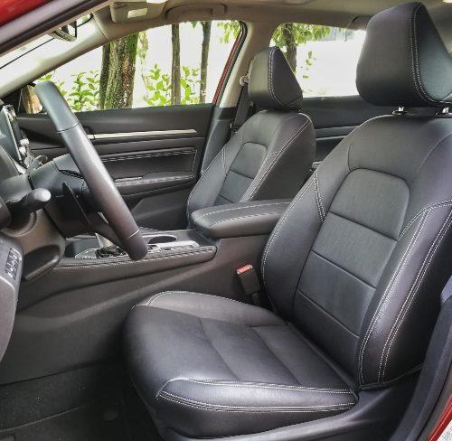 Asientos delanteros Nissan Altima