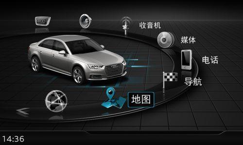 La firma alemana  fortalece puntos estratégicos en tecnología. (Foto: cortesía Audi)