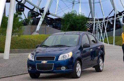 Un sedán que se ha consolidado entre los más vendidos. (Foto: Cortesía Chevrolet).