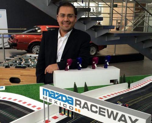 Miguel Barbeyto, Mazda Motor de México.