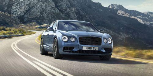 Bentley Continental GT, es parte de la colección.