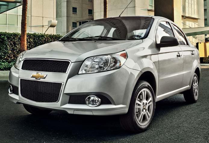 Chevrolet Aveo 2013 A 2015 Llamado A Revisin A 182256 Por
