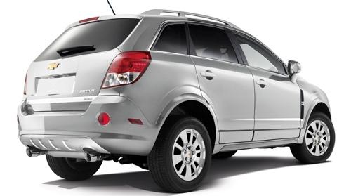 Foro Del Chevrolet Captiva Sport Quejas Por Su Desempeo