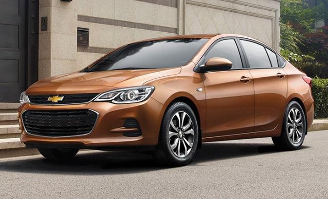 Chevrolet Cavalier 2018.– Llega desde China, LT $283,900 y ...