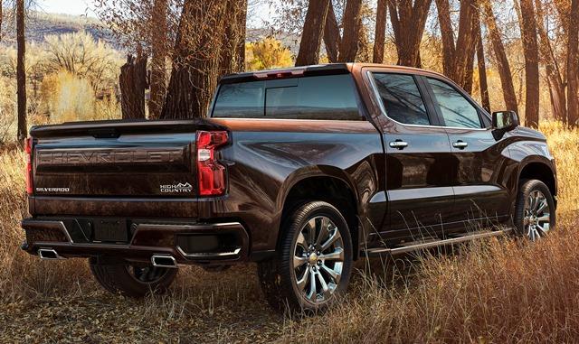 Chevrolet Silverado 2019.– Nueva caja de 10 vel, motores ...
