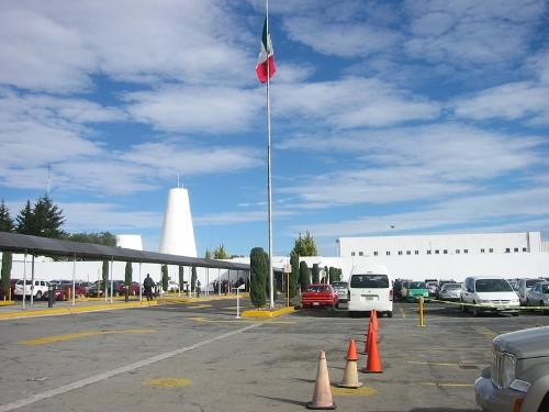 Chrysler planta Toluca frente