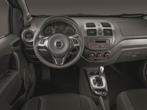 Dodge Vision 2015 tablero