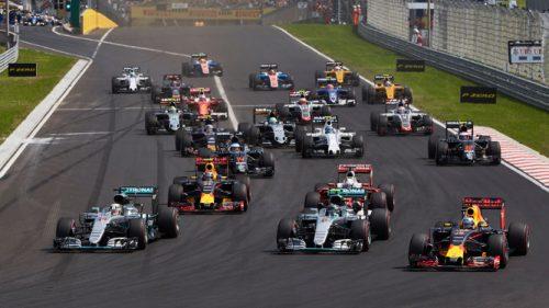 F1 2016 GP Alemania Gana Hamilton