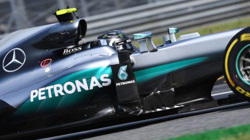 F1 2016 GP Italia Gana Rosberg
