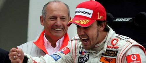 F1 Fernando Alonso McLaren