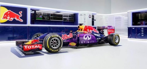 F1 Red Bull nuevos coches