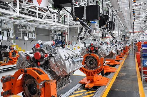 Ford Chihuahua planta motores