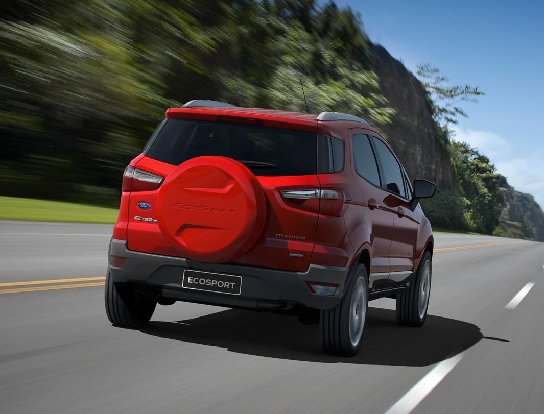 Ford Escape Titanium >> Ford Ecosport 2013: SE de $271,800 y Titanium $314,900 ...
