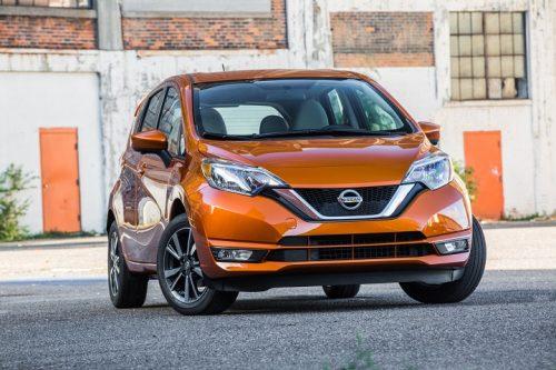 Nuevo NOTE 2017, se produce en la planta A1 en Aguascalientes. (Fotos: Cortesía Nissan).