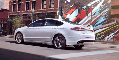 La versión más equipada alcanza los 597,800 pesos (Foto: Ford).