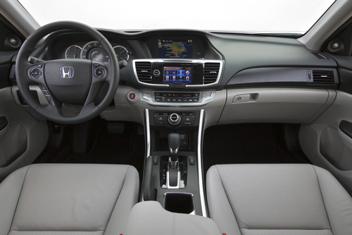 Honda Accord 2013 tablero grande