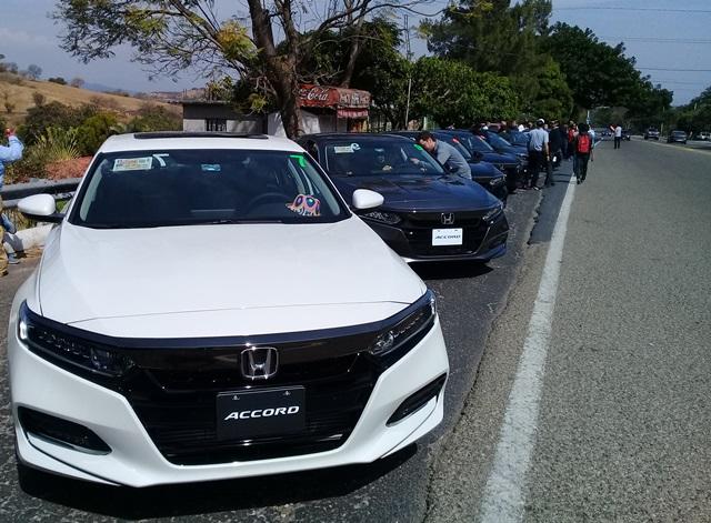 Honda Accord 2018.– Ahora En Versión Touring 2.0 Turbo De