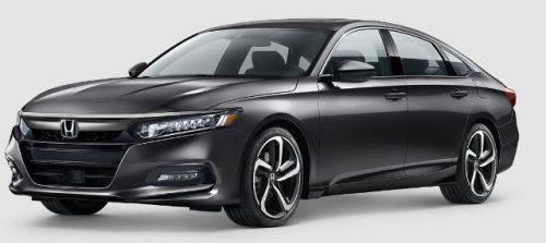 Honda Accord 2018.– Más Tecnología, T/A 10 Vel Y Motor 1.5