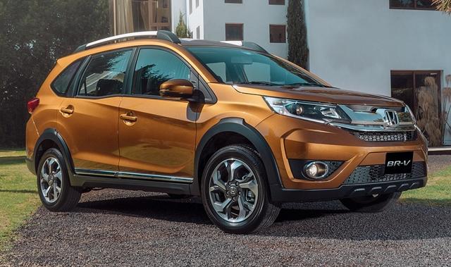 Honda BRV 2018.– Llega SUV Compacta De 3 Filas, 1.5 L 118