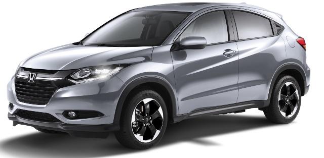Honda HRV Touring 2018.– Paletas Al Volante, 1.8 L De 141