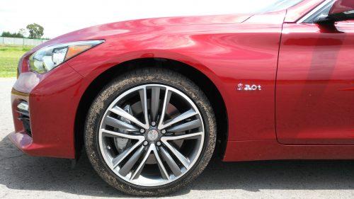 Q50 400 Sport con un poderoso 3.0 Litros ya está disponible.