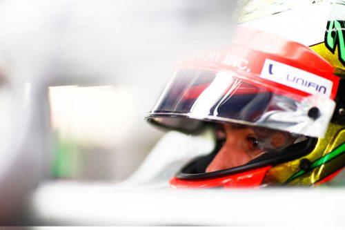 Esteban Gutiérrez debuta en el Hermanos Rodriguez en F1.