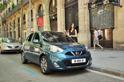 March, uno de los modelos más cotizados de Nissan.