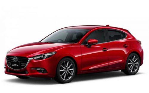 Mazda 3 2017 frente lateral HB